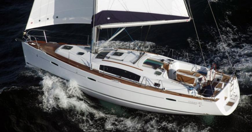 Oceanis 41 (porto Gocek)