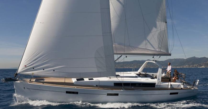 Oceanis 45 (porto Gocek)
