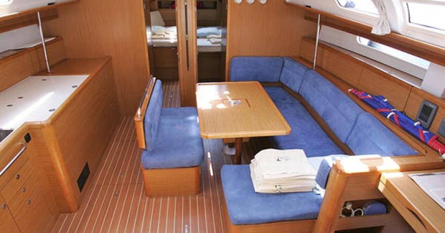 Sun Odyssey 490 (porto Gocek)