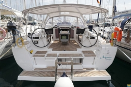 Oceanis 45 - 2015 (porto Gocek)