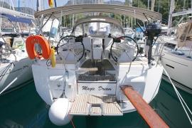 Sun Odyssey 409 (port Gocek)