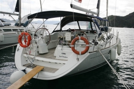 Sun Odyssey 44i (porto Gocek)