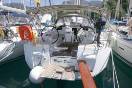 Sun Odyysey 419 (port Gocek)