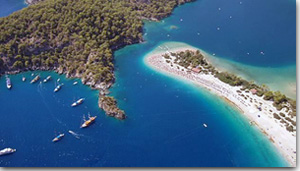 Blue Cruise in Fethiye Turkey