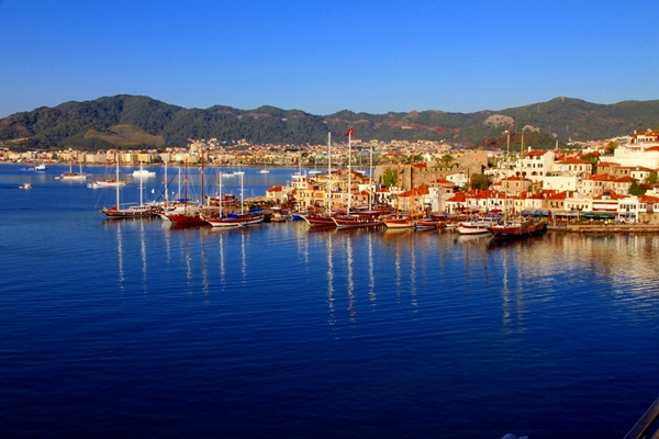 Datca Blue Cruise in Turkey
