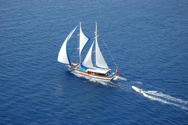 turkey yacht cruise