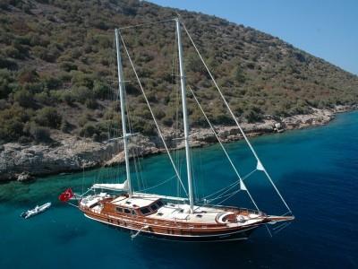 Karacasogut-Bodrum Mini Cruise 1