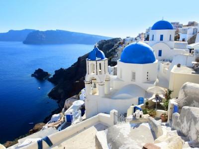 Blue Cruise to a Greek Island, Santorini-2