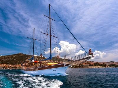 Fethiye-Olympos Mini Blue Cruise 1