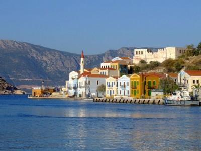 Blue Cruise to a Greek Island, Mykonos - 2