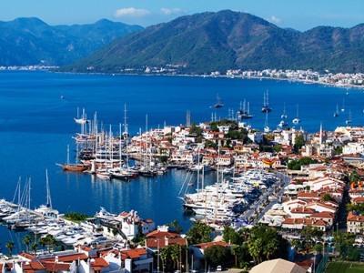 Marmaris-Fethiye Blue Cruise 1