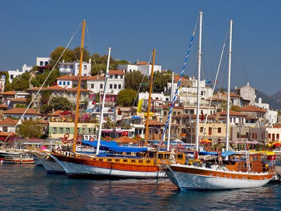 Marmaris-South Dodecanese Blue Cruise 1