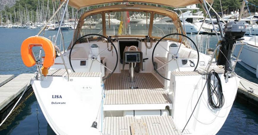 Dufour 445 GL - 3 Cabins (Liman Gocek)
