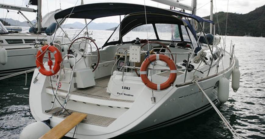 Sun Odyssey 44i (Liman Gocek)