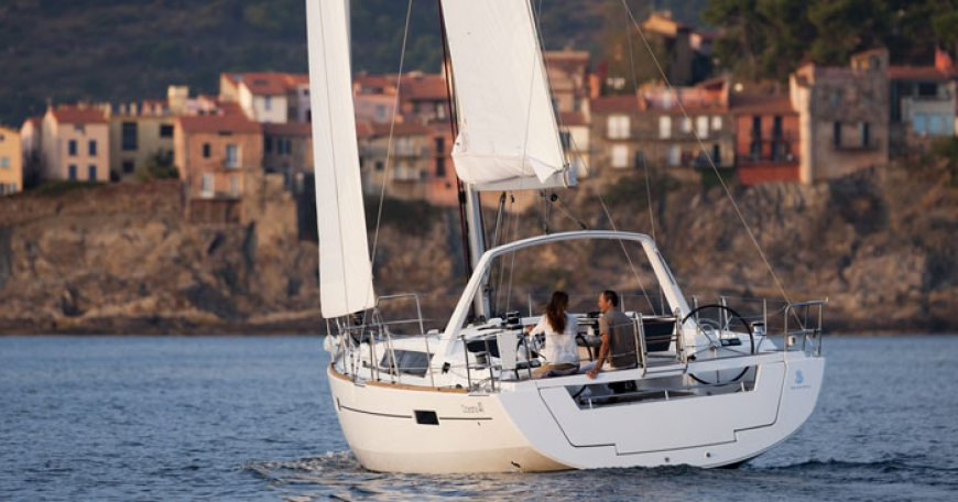 Oceanis 41 - 2015 (puerto Gocek)