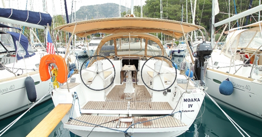 Dufour 335 GL (port Gocek)