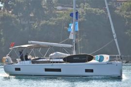 Oceanis 46.1 (puerto Fethiye)