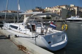 Oceanis 37 (porto Fethiye)