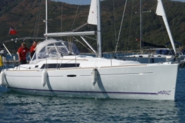 Oceanis 37 (puerto Fethiye)