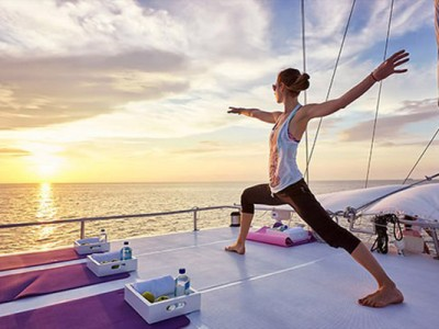 Health, Yoga & Wellbeing Cruises