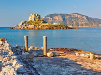Bodrum-North Dodecanese Cruise 1