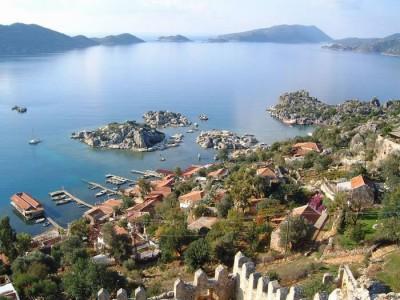 Antalya-Kekova Blue Cruise 1