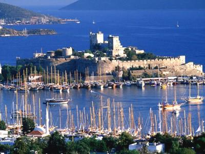Bodrum-Karacasogut Mini Cruise 1